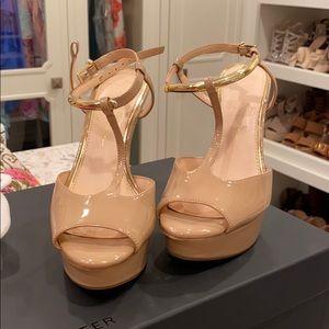 Jessica Simpson nude high heels